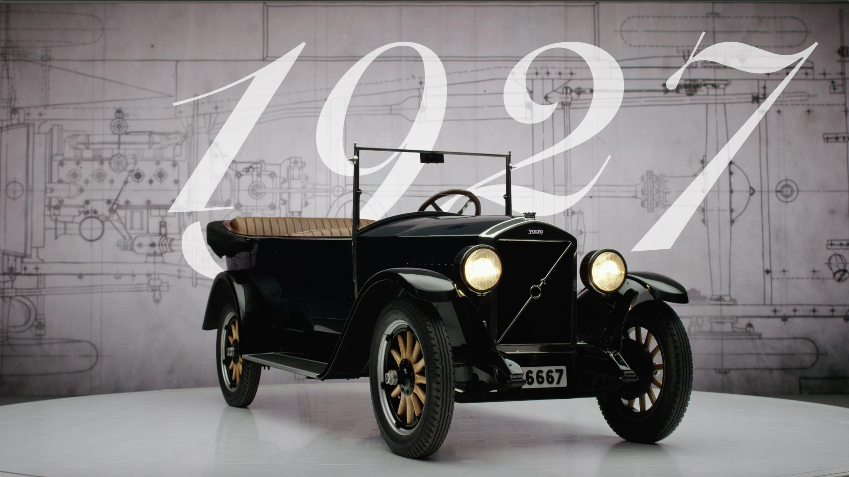 Volvo tähistab 90. sünnipäeva