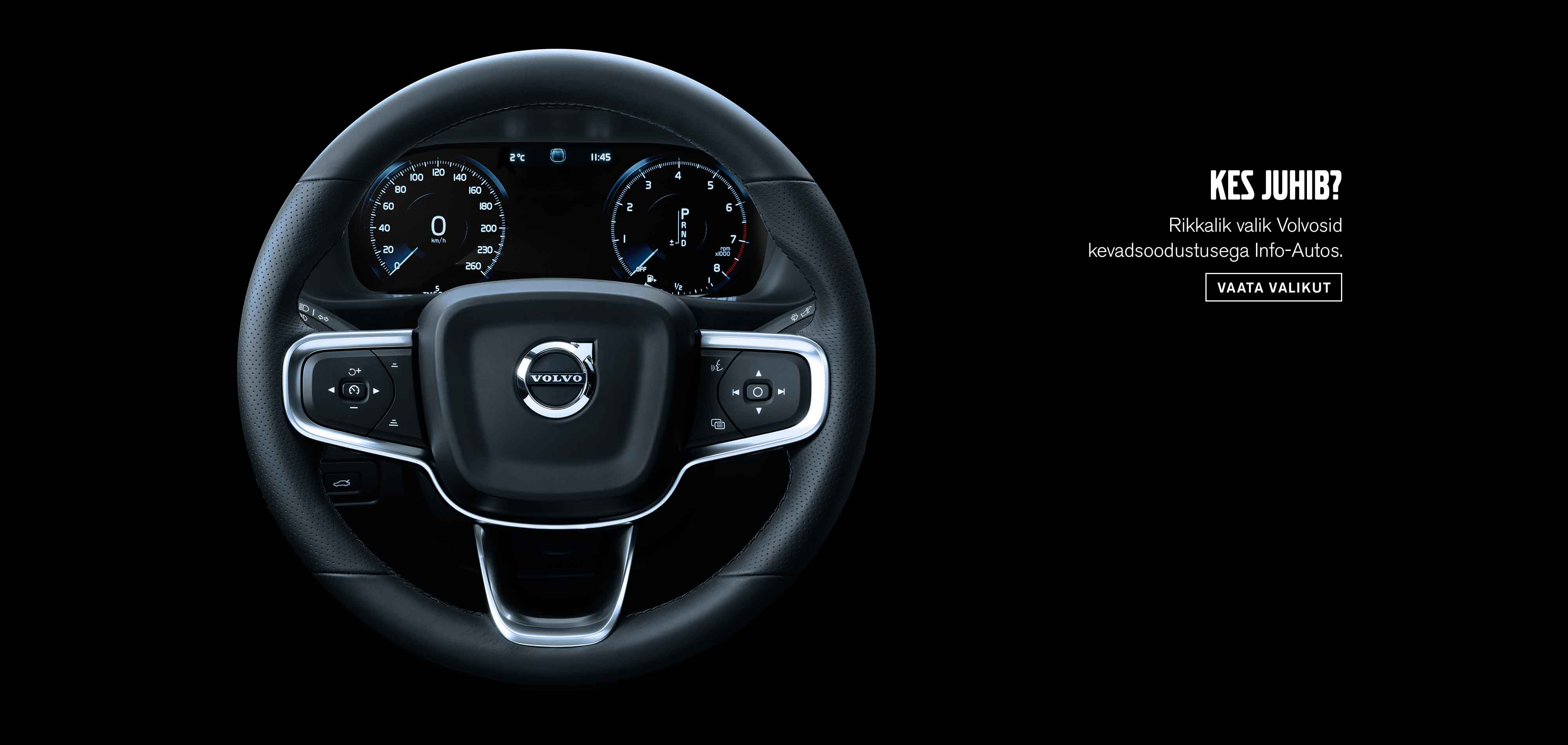 Volvo laoautode kevadpakkumine