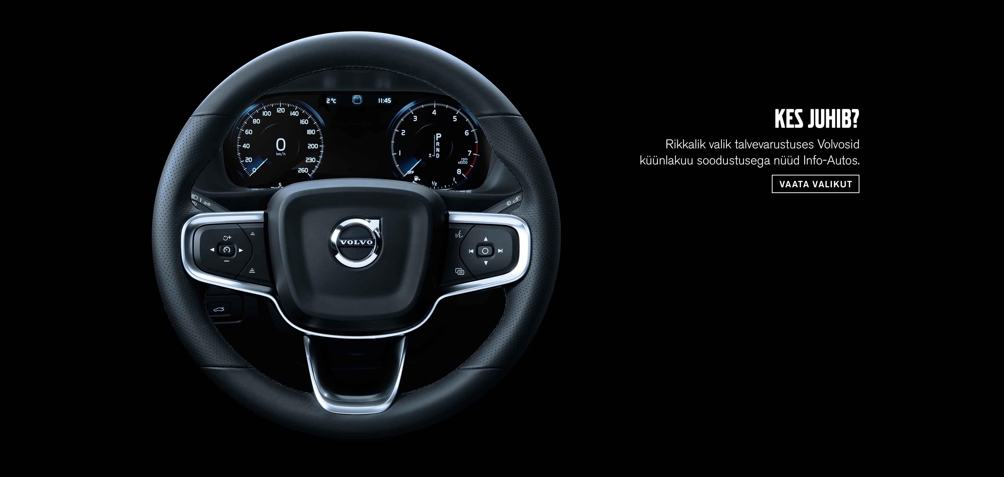Volvo laoautode talvepakkumine