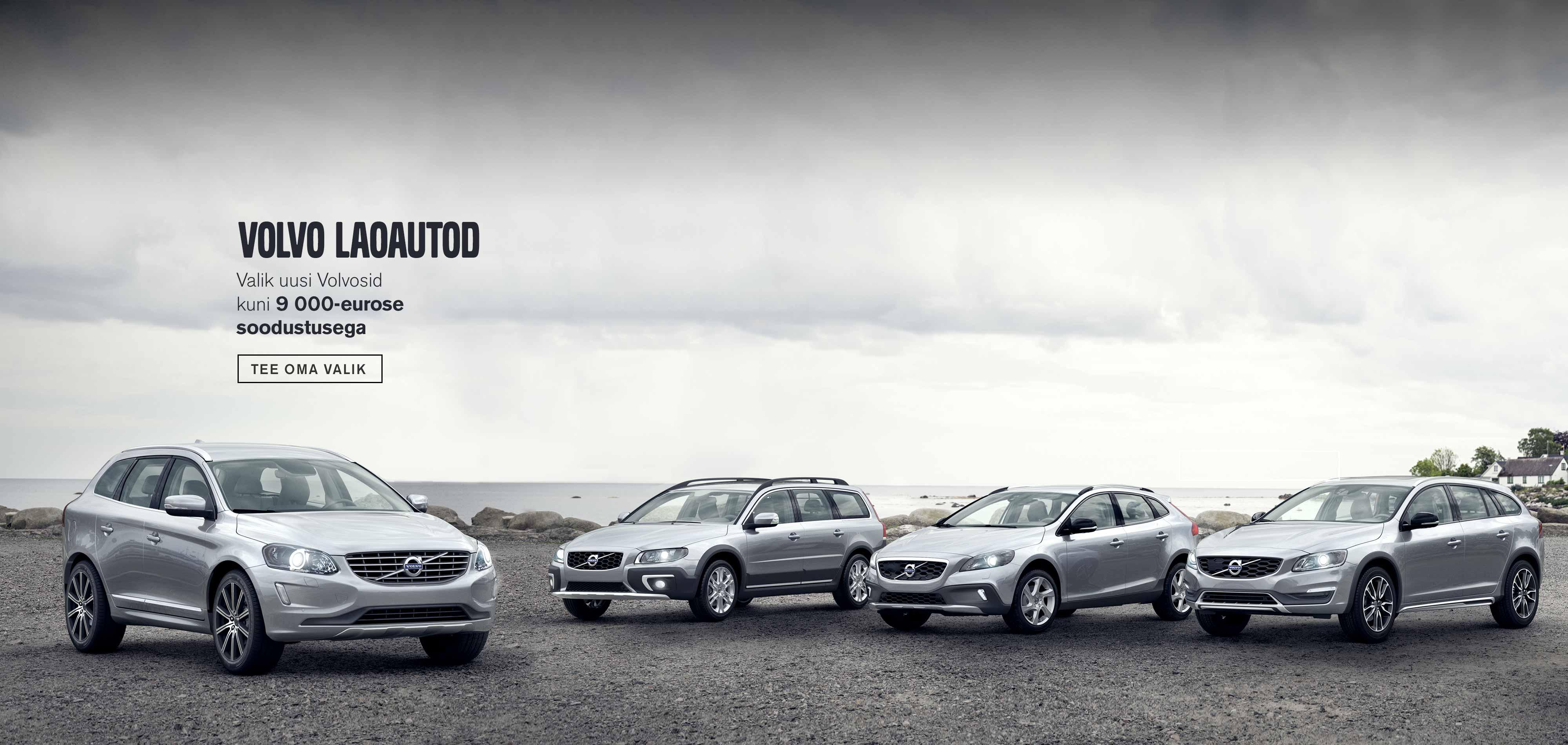 Volvo laoautod