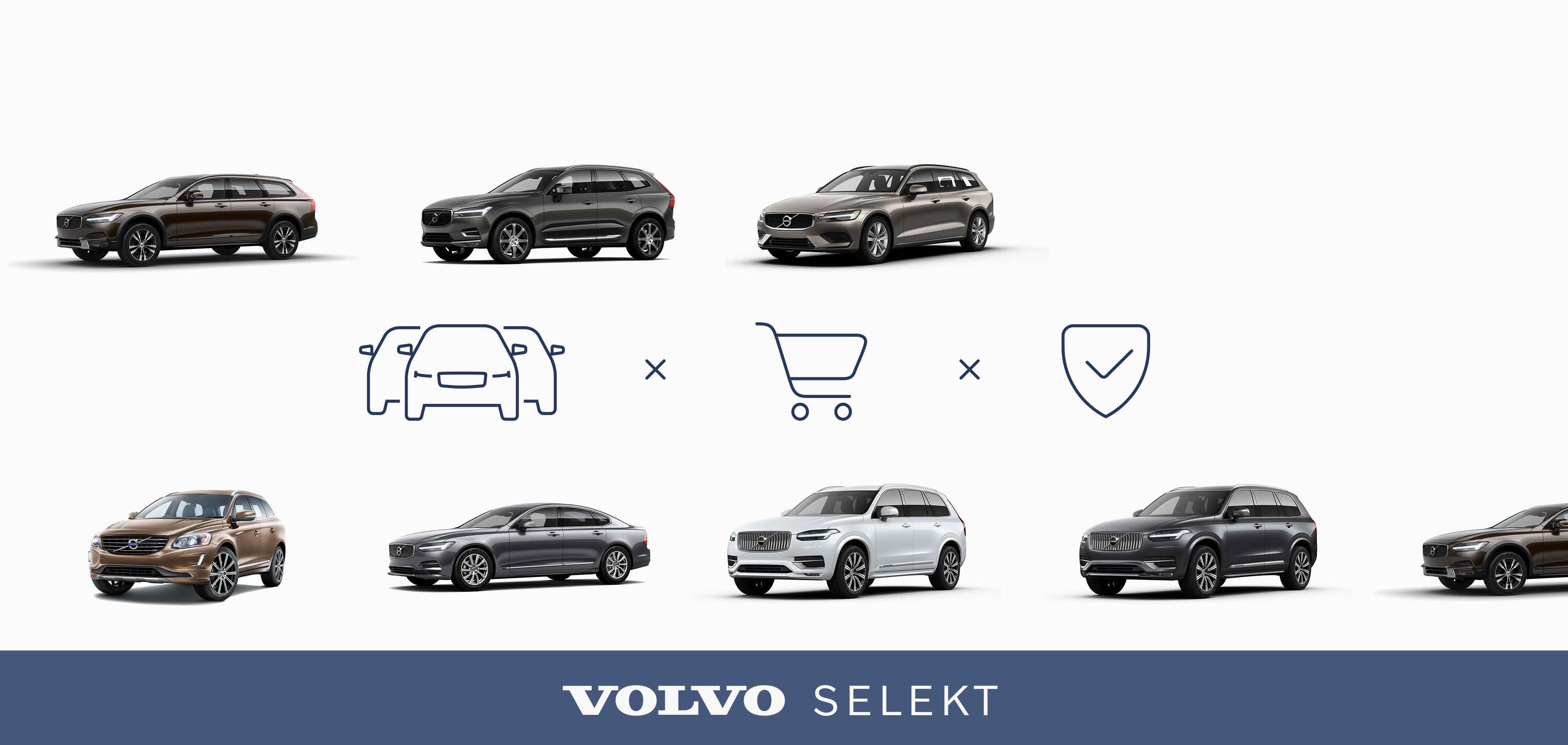 Turvaline tehing - Volvo Selekt