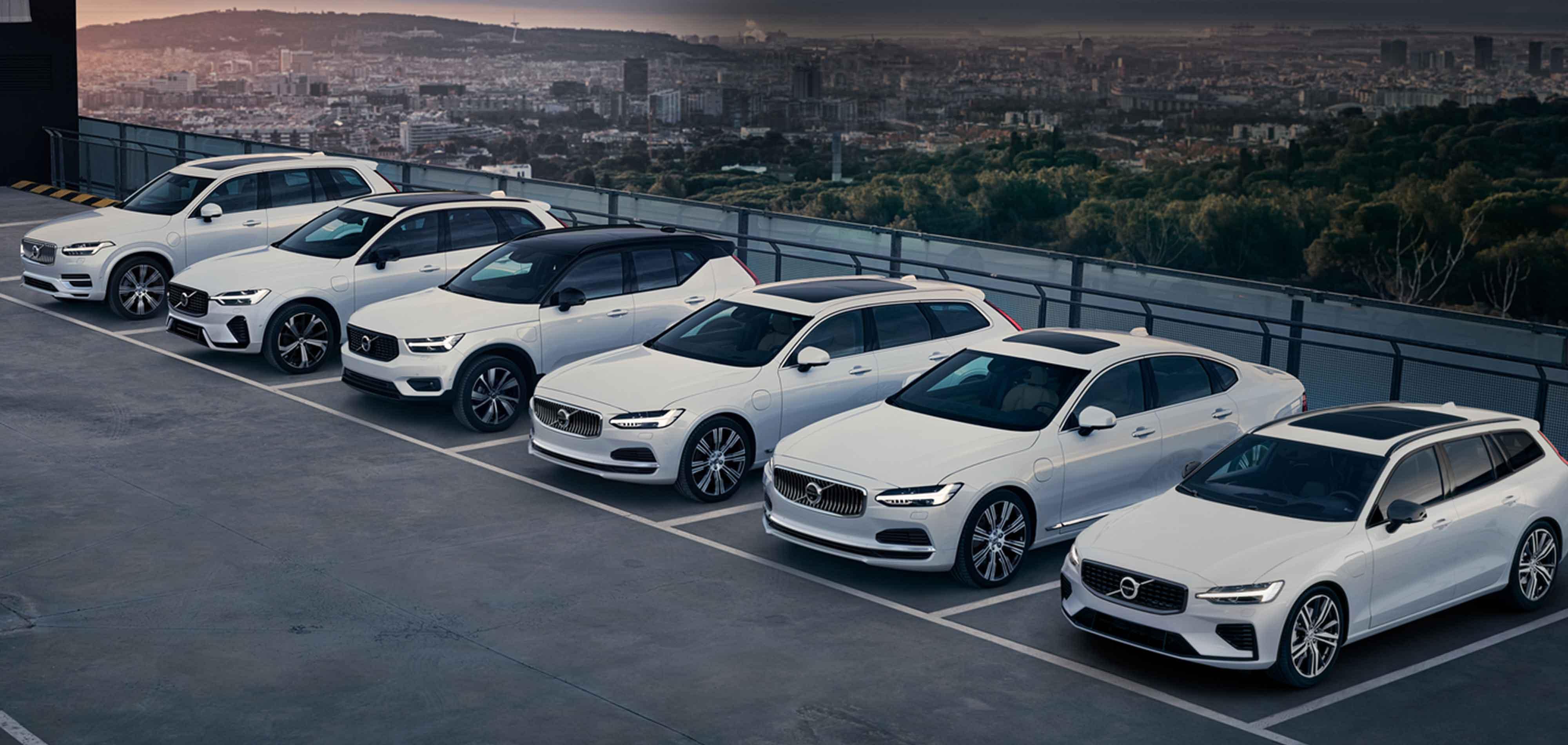 Volvo Recharge pistikhübriidide eripakkumine