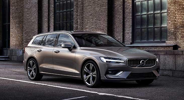 Uus Volvo V60