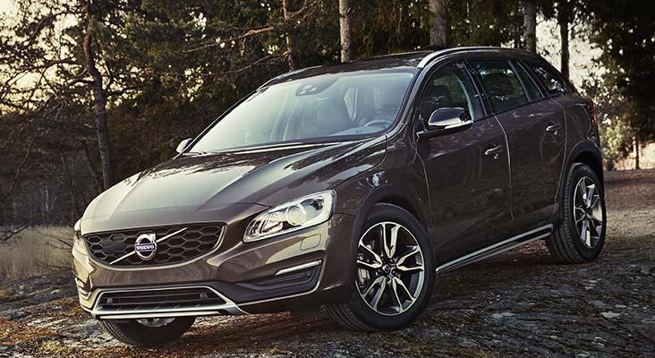 Täiesti uus Volvo V60 Cross Country