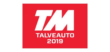 Volvo V60 Talveauto TM 2019
